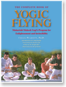 """The Complete Book of Yogic Flying"""