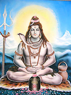 Maheshwara/Shiva