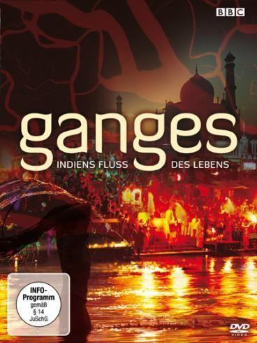 Ganges, Indiens Fluss des Lebens (DVD)