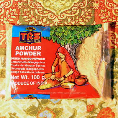 Amchur/getr. Mangopulver (100 g)