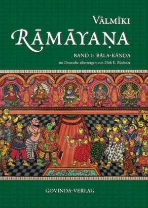 Ramayana (deutsche Fassung) Teil 1 des Rishi Valmiki