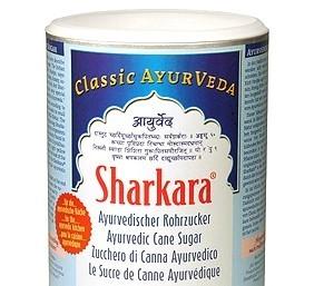 Sharkara (gem.), ayurvedischer Rohrzucker