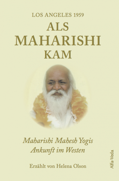 Als Maharishi kam.