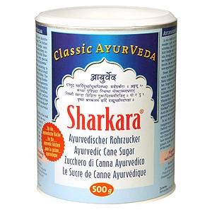 Sharkara (ayurvedischer Kandis) im Original