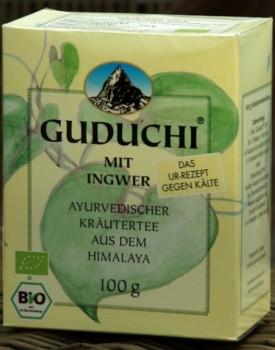Guduchi-Ingwer Tee (Bio.)