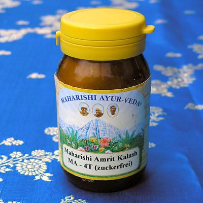 Maharishi Amrit Kalash für Diabetiker