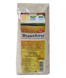 Braunhirse-Mehl (BIO)