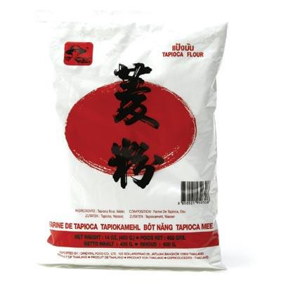 Tapioka/Sago in bester Bio.-Qualität
