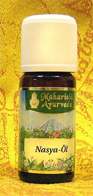 Nasya-Öl / Nasenreflexöl