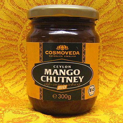 Mango Chutney in BIO-Qualität
