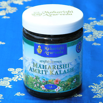 Maharishi Amrit Teil 1: MA 4