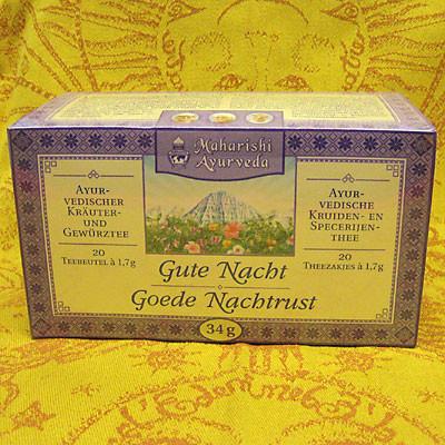 """Ayurvedischer Tee """"Gute Nacht"""""""