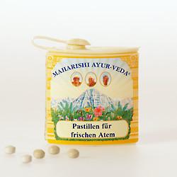 Ayurvedische Kräuter-Halspastillen
