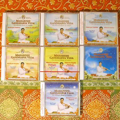 Gandharva Veda (10-13 Uhr)