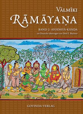 Ramayana (deutsche Fassung) Teil 2 des Rishi Valmiki
