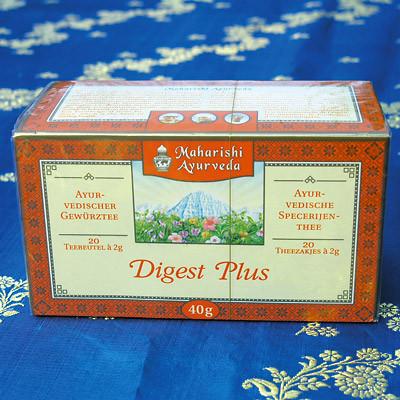 """Ayurvedischer Tee """"Digest Plus"""""""