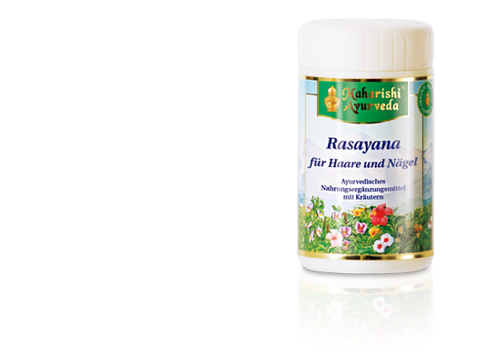 Rasayana für Haare & Nägel