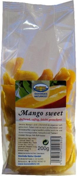 Mangos, getrocknet