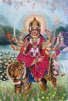 Maha-Durga