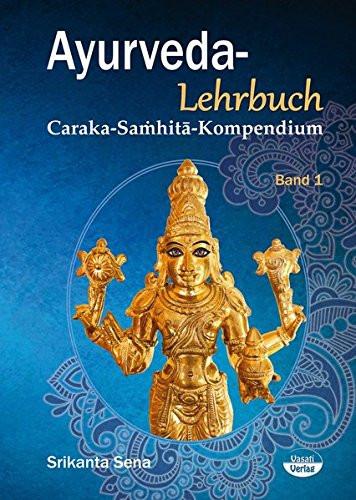 Ayurveda-Lehrbuch Charaka-Samhita (2 Bände)
